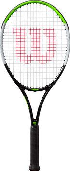 Wilson Blade Feel 26 kids tennisracket Zwart