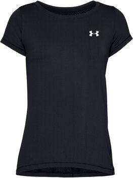 Under Armour HeatGear® Armour t-shirt Dames Zwart