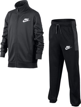 Nike Sportswear jr trainingspak Zwart