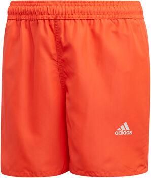 adidas Classic Badge of Sport kids zwemshort  Oranje