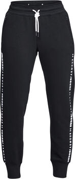Under Armour Ottoman Fleece broek Dames Zwart
