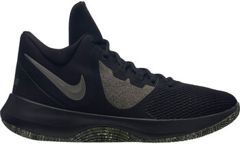 Nike Air Precision II indoor schoenen Heren Zwart