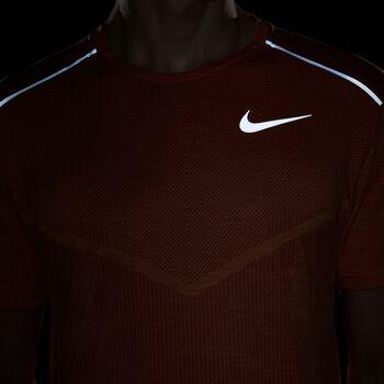 Nike Techknit CL Ultra shirt Heren Oranje