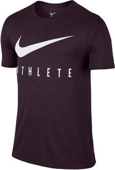Nike Dry Training shirt Heren Paars