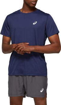 ASICS Silver shirt Heren Blauw