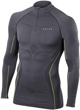 Falke Underwear Zip shirt Dames Grijs