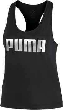 Puma RTG Fitted tank Dames Zwart