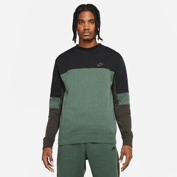 Nike Sportwear sweater Heren Zwart
