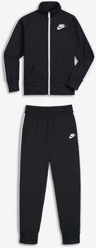 Nike Sportswear Track trainingspak Zwart