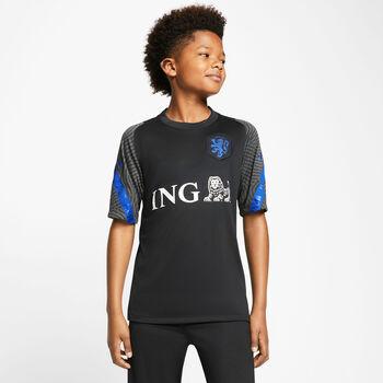 Nike Nederland 2020 Strike kids shirt Jongens Zwart