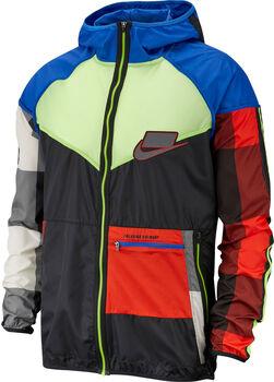 Nike Wild Run jack Heren Blauw