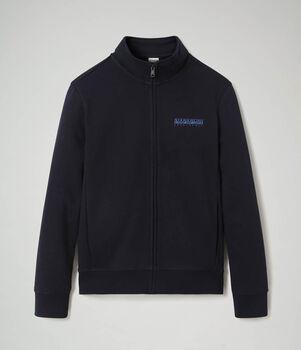Napapijri Bebel sweater Heren Blauw