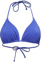 etirel Miri bikinitop Dames Blauw
