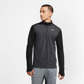 Nike Dri-FIT top Heren Grijs