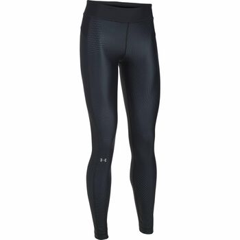Under Armour HG Armour Printed tight Dames Zwart