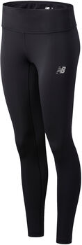 New Balance Accelerate legging Dames Zwart