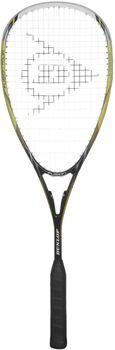 Dunlop Fusion Tour squashracket Heren Zwart