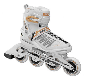 Roces Xenon 2.5 84 skates Dames Wit