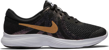 Nike Revolution 4 Shield hardloopschoenen Zwart