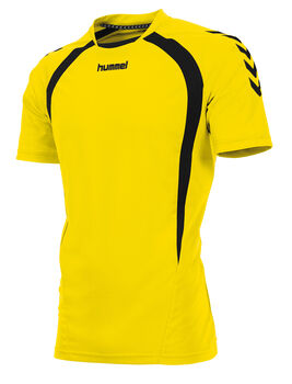 Hummel Team T-shirt Heren Geel