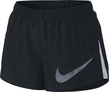 Nike City Core Dry short Dames Zwart