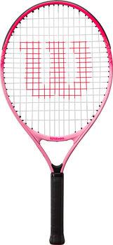 Wilson Ultra Pink 23 kids tennisracket Roze