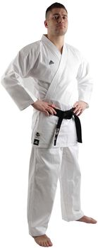 ADIDAS BOXING Club K220C karatepak Heren Wit