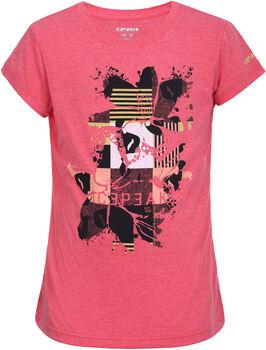 Icepeak Kaub kids t-shirt Meisjes Roze