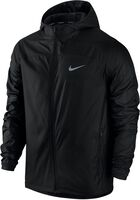 Nike Shield trainingsjack Heren Zwart