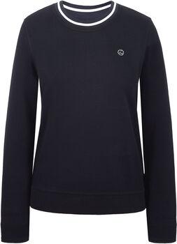 Luhta Alvatti sweater Dames Blauw