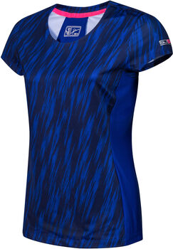 Sjeng Sports Tyanna Plus shirt Dames Blauw