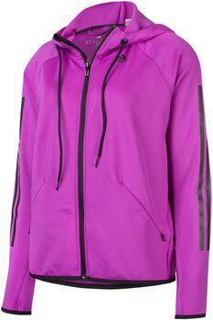 Adidas Gym hoodie Dames Zwart