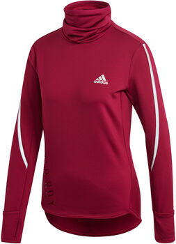 adidas COLD.RDY cover-up Dames Rood