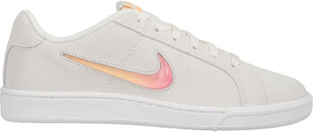 Nike Court Royal Premium sneakers Dames Ecru