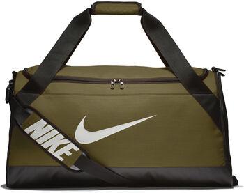 Nike Brasilia Training sporttas Groen