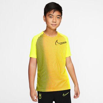 Nike Dri-FIT CR7 Voetbalshirt Geel