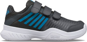 Court Express Strap Omni kids tennisschoenen