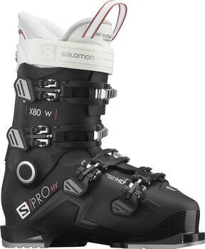 Salomon S/Pro HV X80 CS skischoenen Dames Zwart