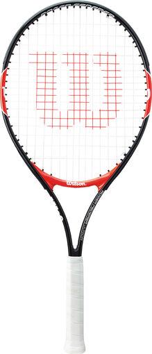 Wilson - Roger Federer 25 tennisracket - Jongens - Accessoires - Zwart - 0
