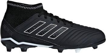 a72bd083124 ADIDAS Predator 18.3 FG jr voetbalschoenen Zwart