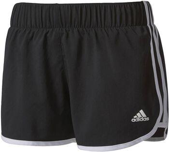 Adidas m10 short woven Dames Zwart