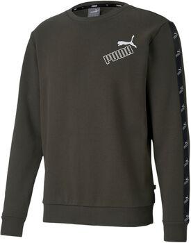 Puma Amplified sweater Heren Groen