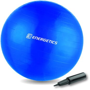 ENERGETICS 55cm fitnessbal Blauw
