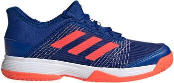 adidas Adizero Club kids tennisschoenen  Blauw