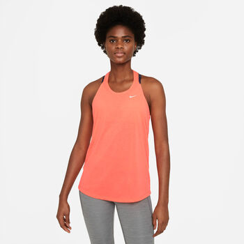 Nike Dry Essential top Dames Oranje