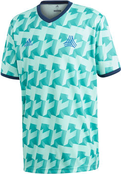 ADIDAS Tan shirt Heren Groen