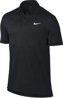 Nike Court Dry Tennis Polo  Heren Zwart