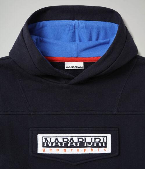 Burgee kids hoodie