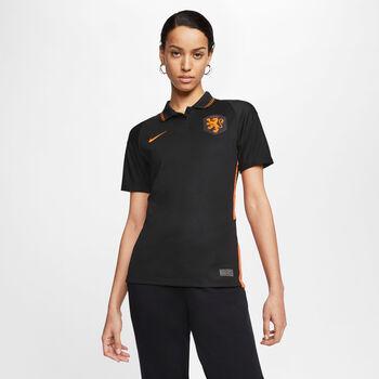 Nike Nederland 2020 uitshirt Dames Zwart