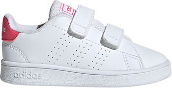 adidas Advantage kids sneakers  Wit
